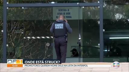 Promotores querem inclusão de Iohan Struck na lista de procurados da Interpol