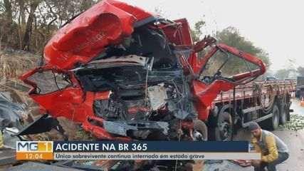 Tragédia em Patos de Minas: dois acidentes na BR-365 deixam mortos e feridos