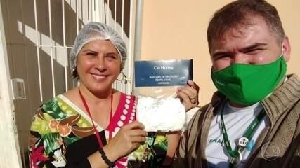 Solidariedade S/A: doação de 1,3 milhão de máscaras de proteção