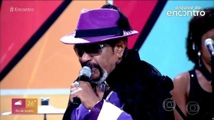 Morre o cantor Gerson King Combo aos 76 anos