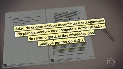 INSS estima que atendimento nas agências só será normalizado daqui a seis meses