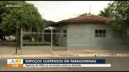 Postos do INSS não funcionam em Paragominas, no Pará