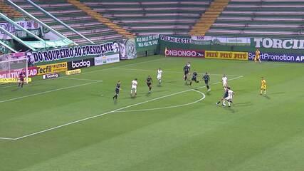 Melhores momentos de Chapecoense 0x0 América-MG pela Série B do Campeonato Brasileiro