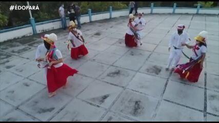 Marujada é a representatividade da cultura bragantina