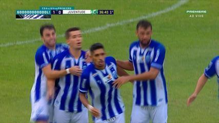 Confira os gols da partida entre CSA 3 x 2 Juventude