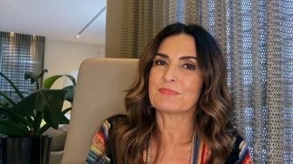Fátima Bernardes fala sobre a transição do jornalismo para o entretenimento