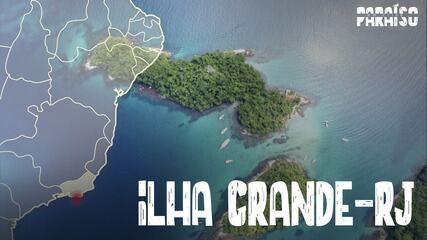 Paraíso em crise: Ilha Grande - Rio de Janeiro