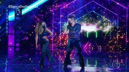 Belutti e Bruna Santos dançam Shake Your Booty