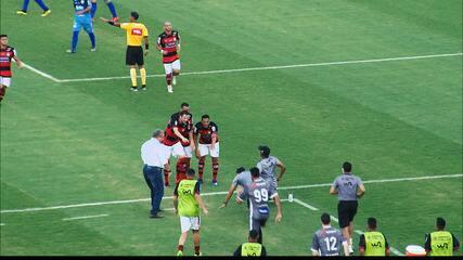 Campinense joga bem e vence o Afogados com dois gols de Fábio Júnior, na Série D