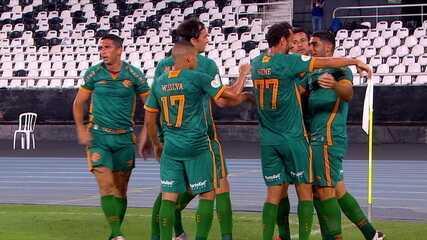 Melhores momentos: Fluminense 4 x 0 Coritiba, pela 12ª rodada do Brasileirão