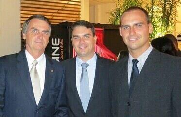 PGR arquiva apuração preliminar que envolvia a família Bolsonaro