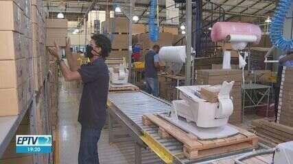Retorno das atividades do comércio impulsiona contratação da indústria na pandemia