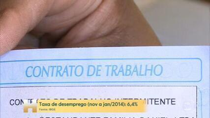 Desemprego no Brasil sobe para 13,8% em julho, maior taxa desde 2012, e atinge 13,1 mi