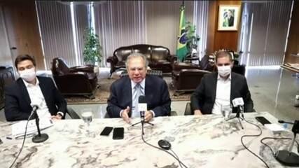 Paulo Guedes diz que governo não vai usar precatórios para financiar Renda Cidadã