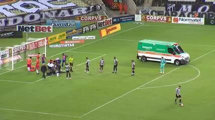 Ceará 1 x 2 Fortaleza: confira momentos da partida