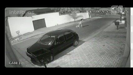 Ataque aconteceu no centro de Palmas