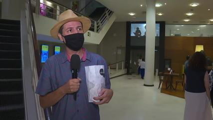 Salas de cinemas voltam a funcionar no Rio de Janeiro