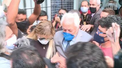 Justiça do Trabalho determina bloqueio de R$ 2 milhões de Sari Corte Real e Sérgio Hacker