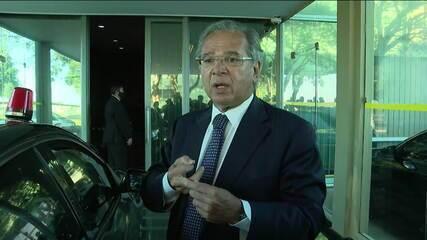 Guedes diz que, se Marinho falou mal dele, é 'despreparado', 'desleal' e 'fura-teto'