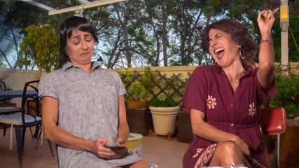 Maria Menezes fala sobre a importância do sorriso e de ver as coisas de maneira positiva