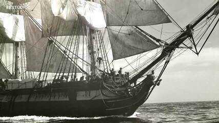 Conheça as batalhas navais que já aconteceram no litoral do Paraná