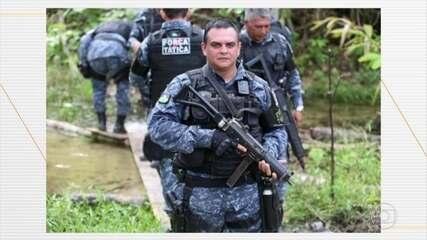 Polícia de Rondônia investiga o assassinato de dois policiais em fazenda, em Mutum-Paraná