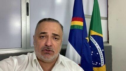 Marco Aurélio Meu Amigo (PRTB) fala sobre transporte público no Recife