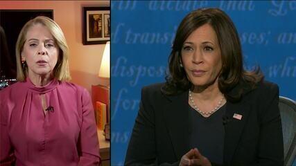 Sandra: Kamala Harris sai vitoriosa do debate