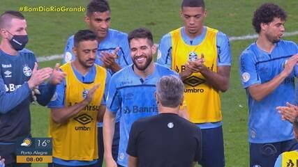 Marcelo Oliveira surpreende ao encerrar carreira e será coordenador técnico do Grêmio