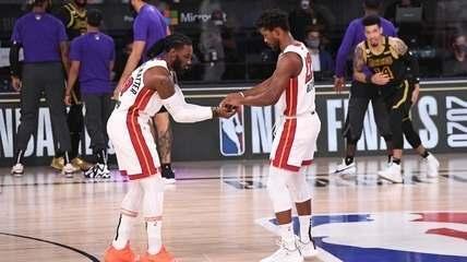 Melhores momentos de Miami Heat 111 x 108 Los Angeles Lakers pela NBA