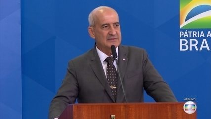 Ministro Luiz Eduardo Ramos testa positivo para a Covid-19