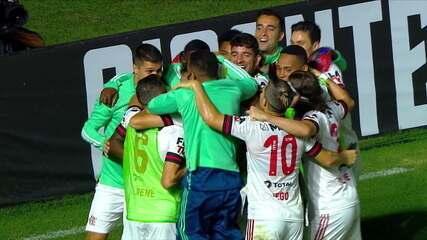 Melhores momentos: Vasco 1 x 2 Flamengo, pela 15ª rodada do Brasileirão