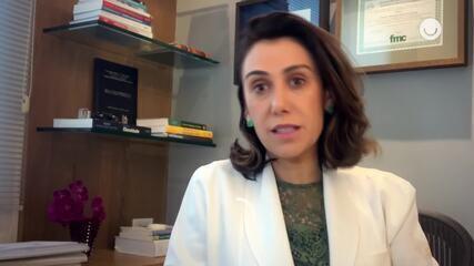 Médica especialista explica tumor de Juliano Laham
