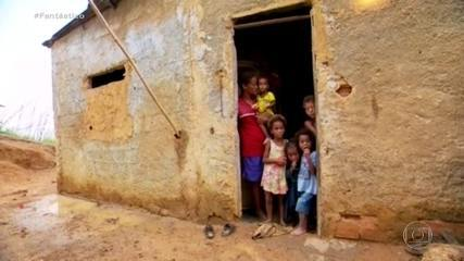 """""""Não sei se vou comer amanhã"""". Veja relatos dos brasileiros que passam fome"""