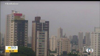 Temperatura em Goiânia pode chegar a 32ºC