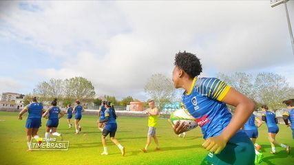 Diário Time Brasil: jogadoras do rugby mostram rotina de treinos da seleção brasileira em Portugal
