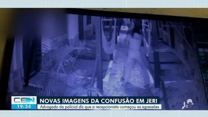 A versão da policial civil envolvida em confusão dentro de pousada em Jericoacoara
