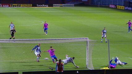 Os gols de Avaí 1 x 1 CSA pela 16ª rodada da Série B 2020