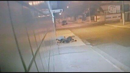 Lutador enfrenta quatro durante tentativa de assalto em Praia Grande, SP