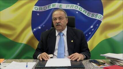 Chico Rodrigues pede afastamento da vice-liderança do governo