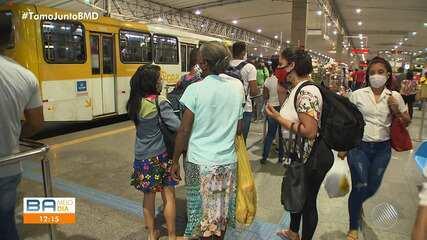 Passageiros apontam os maiores desafios para melhorar o transporte público da capital