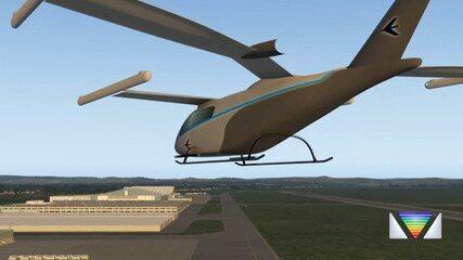"""Embraer cria empresa para produzir """"carro voador"""""""