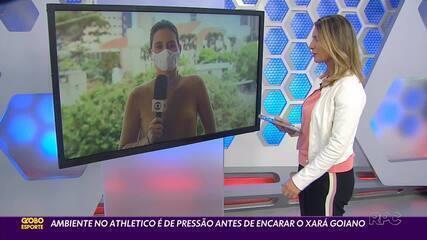Em ebulição, Athletico viaja para Goiânia