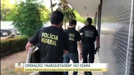 Lava Jato Eleitoral faz ação com 17 mandados de busca em Fortaleza, Salvador e São Paulo