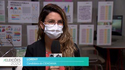 Candidato Loreny (Cidadania) fala sobre a saúde para cidade de Taubaté