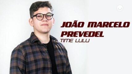 Conheça o participante João Marcelo Prevedel, do Time Lulu