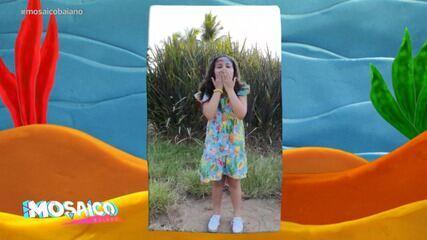 Confira os vídeos das crianças no Desafio da Imaginação