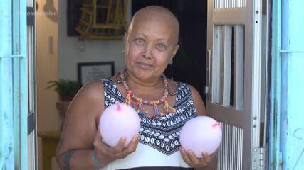 Programa faz um alerta à prevenção do câncer de mama