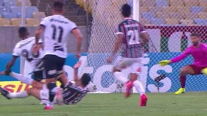 Melhores momentos: Fluminense 2 x 2 Ceará pela 17ª rodada do Brasileirão 2020