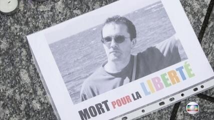 Dez suspeitos de conexão com assassinato de professor são detidos na França